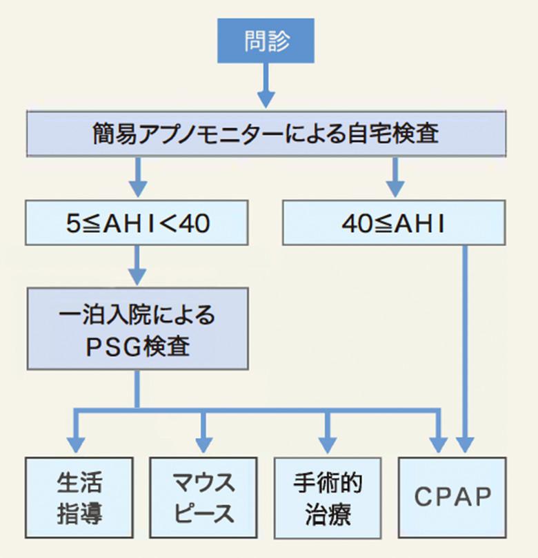 SAS診断の流れ