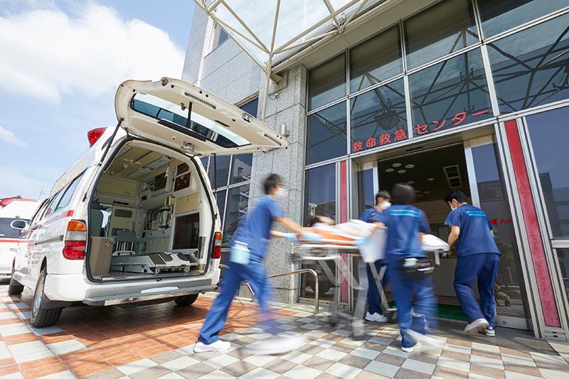 高度 救命 救急 センター と は